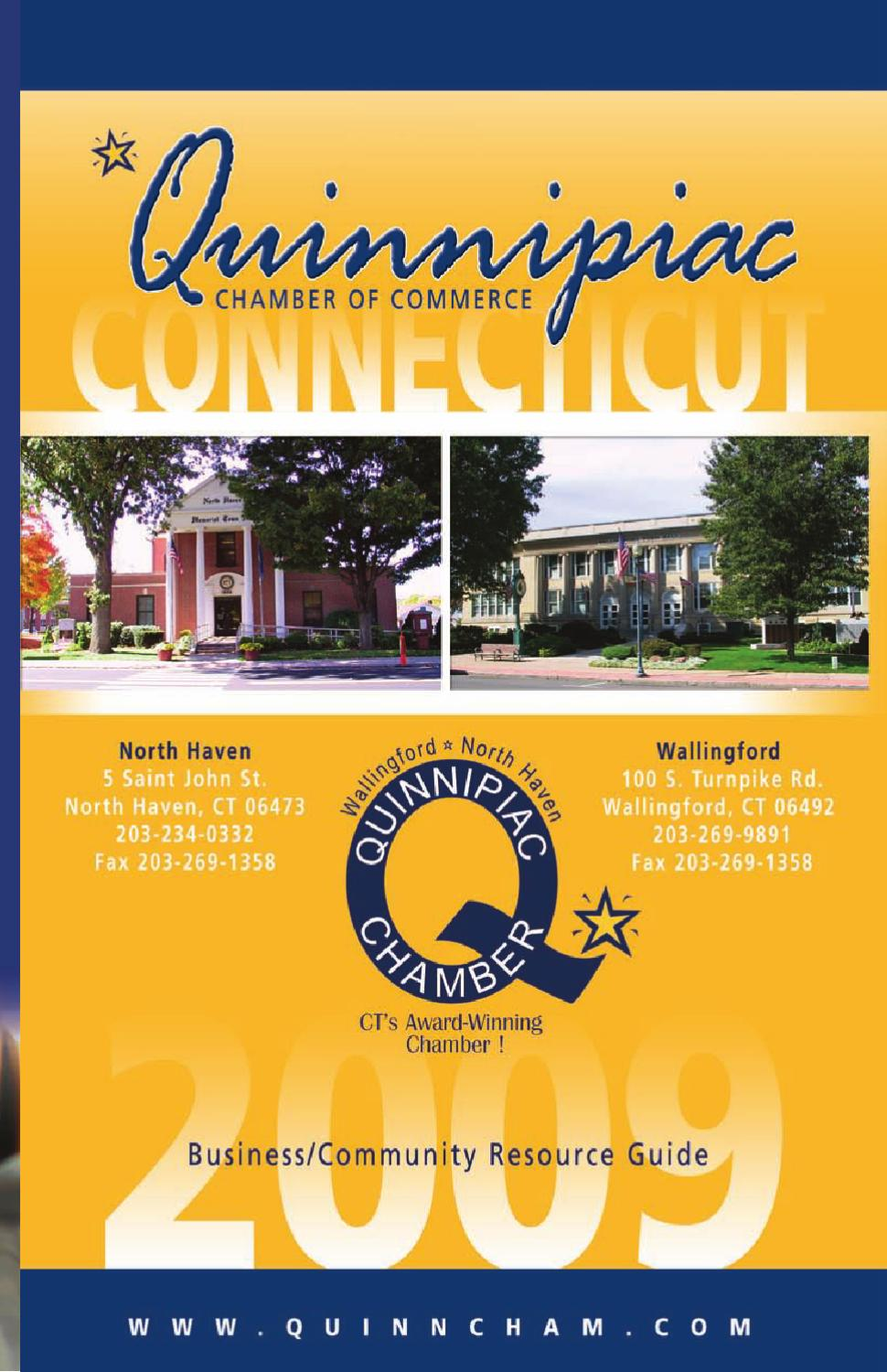 Quinnipiac Ct Community Profile By Townsquare Publications