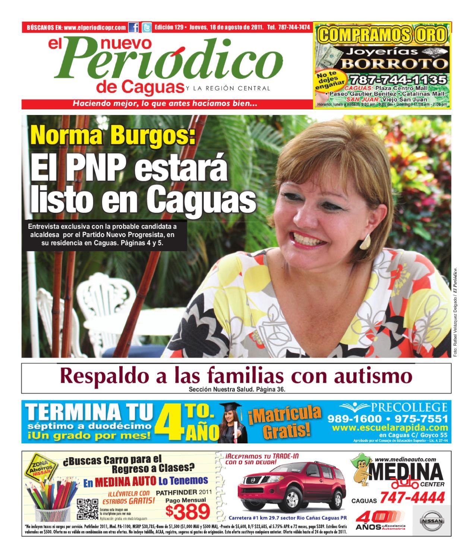 El Nuevo Periodico Edicion 129 By El Nuevo Periodico De Caguas  # Ahorro Muebles Caguas Direccion