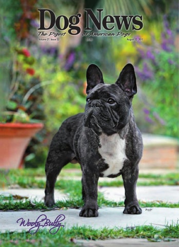 Dog News The Digest Volume 27 Issue 32