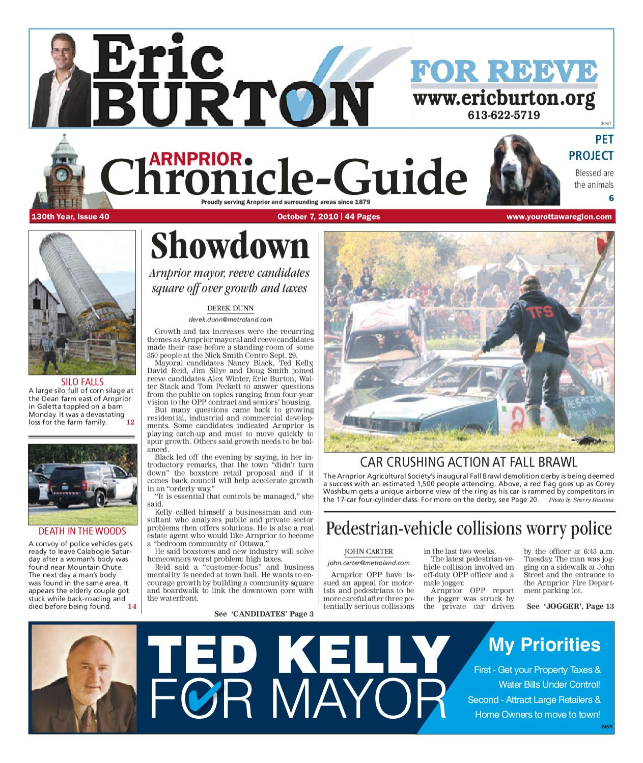 Arnprior Chronicle Guide by Metroland East - Arnprior Chronicle-Guide -  issuu