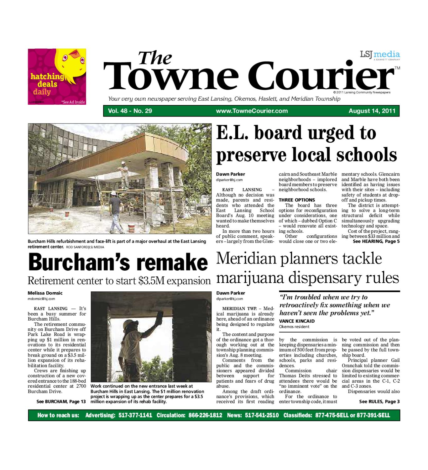 tc 08 14 11 by Lansing State Journal issuu