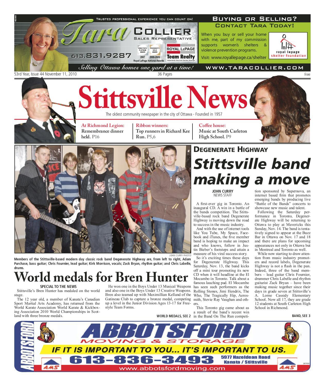 Stittsville News by Metroland East - Stittsville News - issuu 07d8d571ae31