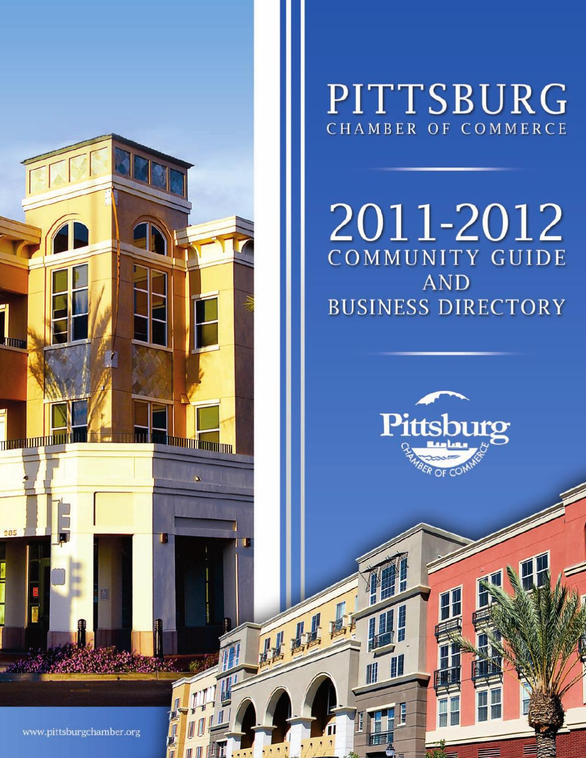 e03661796f4 Pittsburg CA Community Profile and Business Directory by Townsquare  Publications
