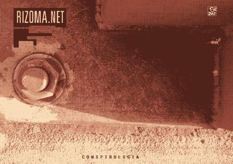 Rizoma.net - Conspirologia by Anonimos e Etc - issuu f2c65294c0