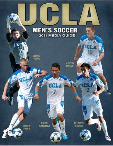 6e8cab4399b 2011 UCLA Men s Soccer Media Guide by UCLA Athletics - issuu