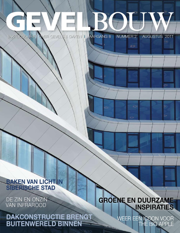 Gevelbouw 02 2011 by Louwers Uitgeversorganisatie BV - issuu