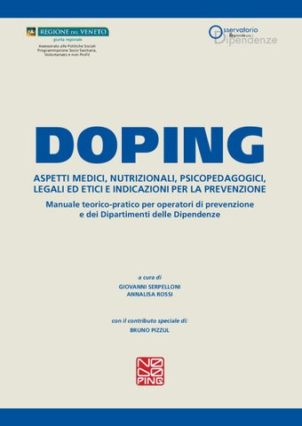 Doping by Dipartimento Dipendenze - Azienda ULSS 20 di Verona - issuu 6bf399271f0
