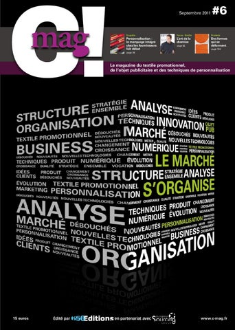 C!mag  6 by 656 Editions - issuu a3d25dfdd8fb