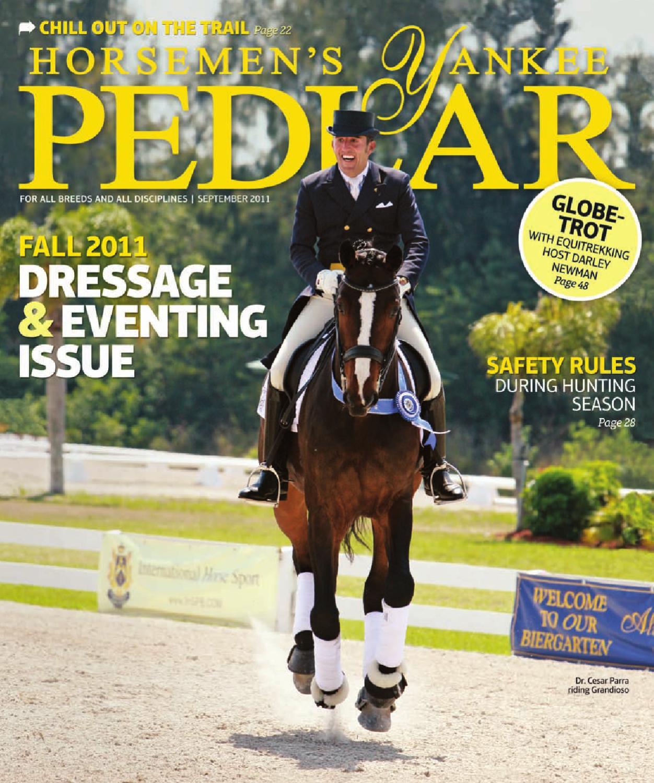 Horsemen s Yankee Pedlar (September 2011) by Equine Journal - issuu 3adb3ab7b3