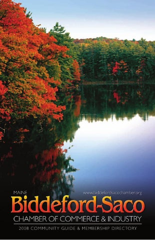 Biddeford-Saco ME Community Profile by Townsquare Publications ...