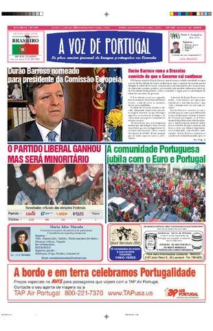 06-30-2004 - Jornal A Voz de Portugal by sylvio martins - issuu 7521da5565a96