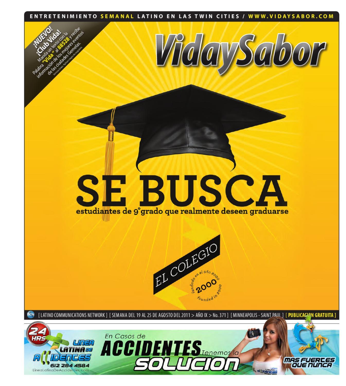 Vida y Sabor - 371 by Latino Communications Network LLC - issuu