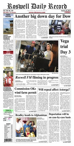 08 19 11 paper by roswell daily record issuu