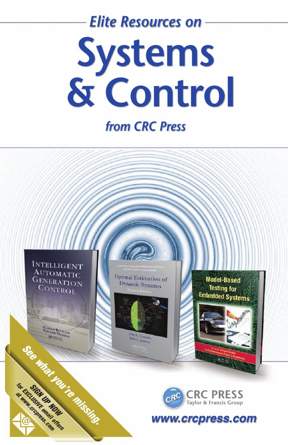 Systems control by crc press issuu fandeluxe Images