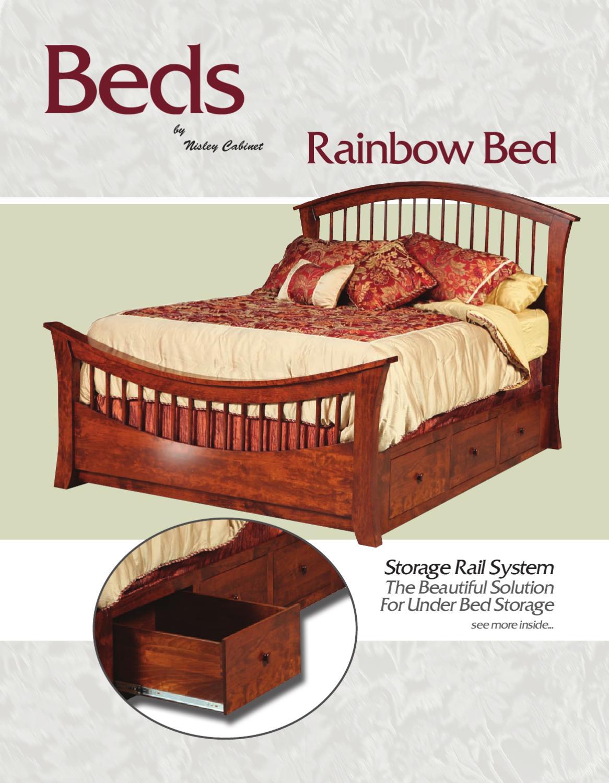 Amish Sonora Storage Bed