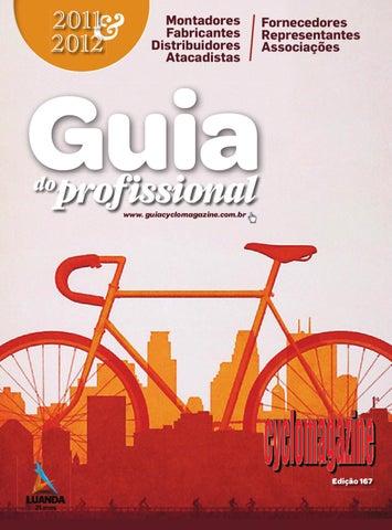 e3819faef Guia Cyclomagazine 2011 by Diego Lindelendil - issuu