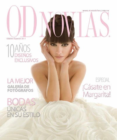 od novias 2011grupo editorial shop in 98 c.a. - issuu