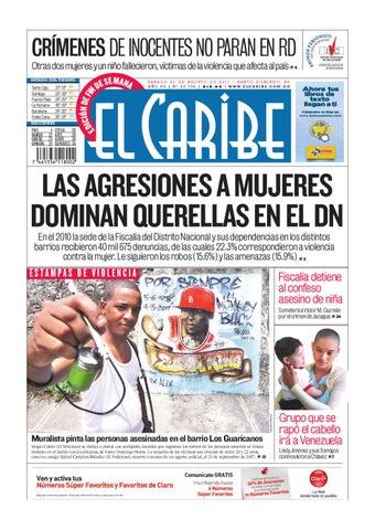 8294f3503 El Caribe | Edición Impresa by Multimedios del Caribe - issuu