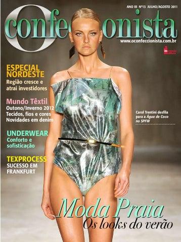 34c18a02d O Confeccionista - ED 13 by O Confeccionista - issuu
