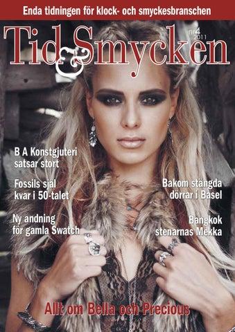 Tid   Smycken 4-11 Bransch by Jesper Ohlsson - issuu 7138bea812fab