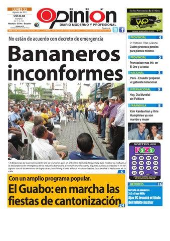 Diario Opinion - Edicion Impresa by Diario Opinion - issuu 7a85fcfd901