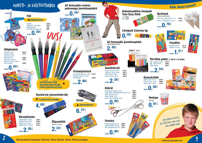 cb0a4ff25d0 1000 tõeliselt head kooli pakkumist! by AS Infotark - issuu