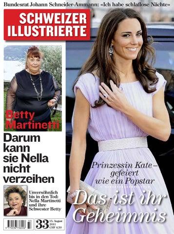 caee6c0c3c SI_2011_33 by Schweizer Illustrierte - issuu