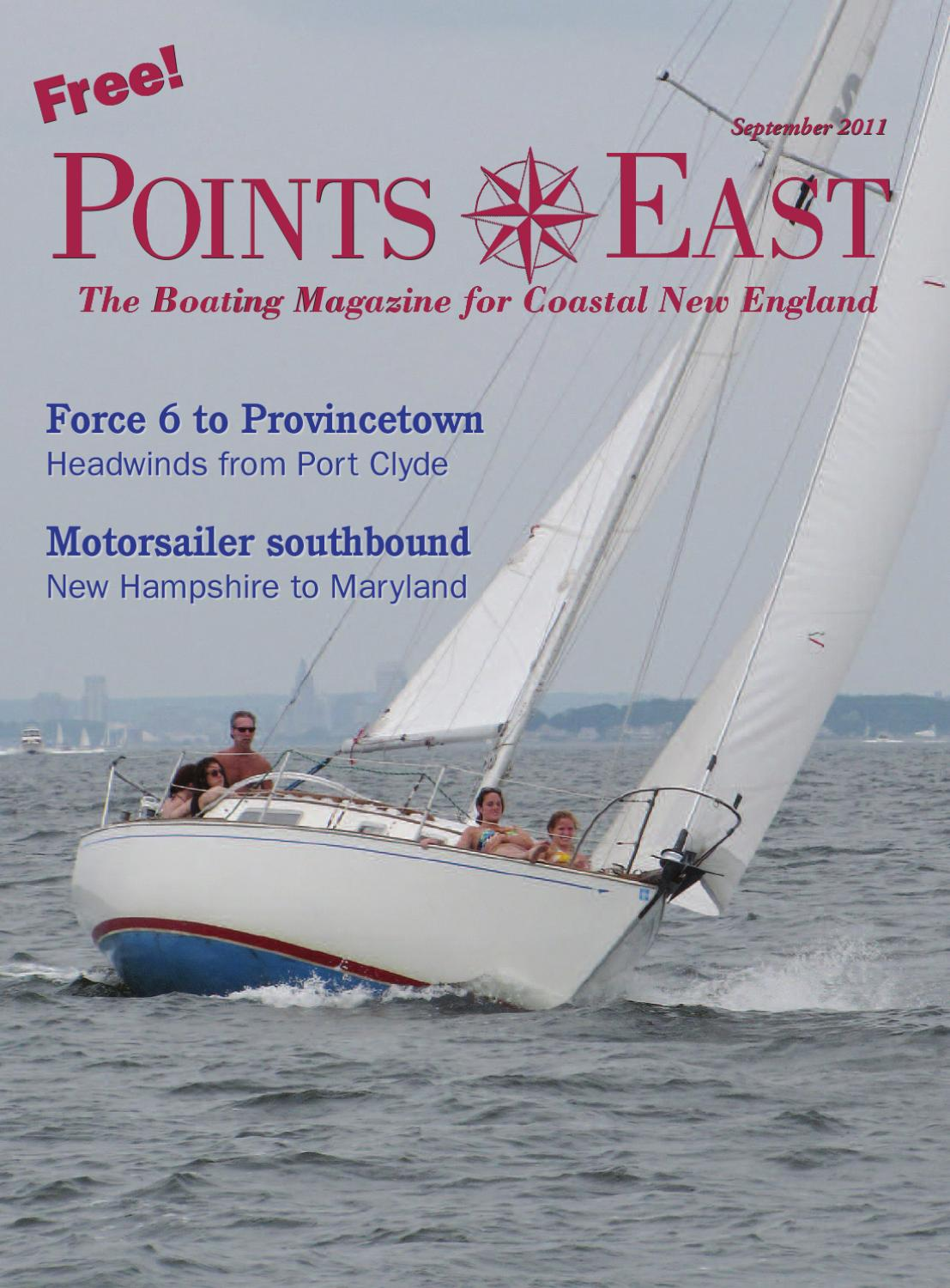 Points East Magazine, September, 2011 by Points East - issuu