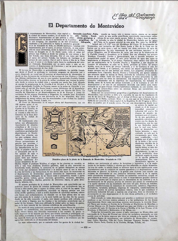 El Libro del Centenario Uruguay Tomo VII by Bicentenario Uruguay ...