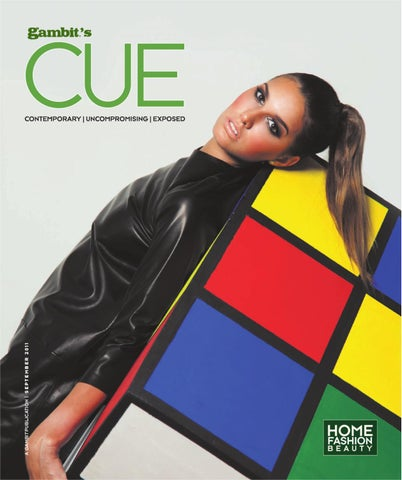 CUE by Gambit New Orleans - issuu 5e71c7342fb42