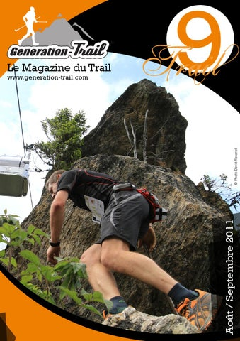 Generation-Trail Magazine 9 by Génération Sport Nature - issuu 7bea008f4965