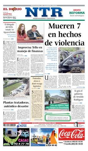 8c22f3e78287 El Diario NTR by NTR Medios de Comunicación - issuu
