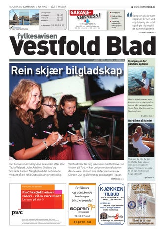 c27a95d7 Vestfold Blad - uke 34 2011 by Byavisa Sandefjord - issuu