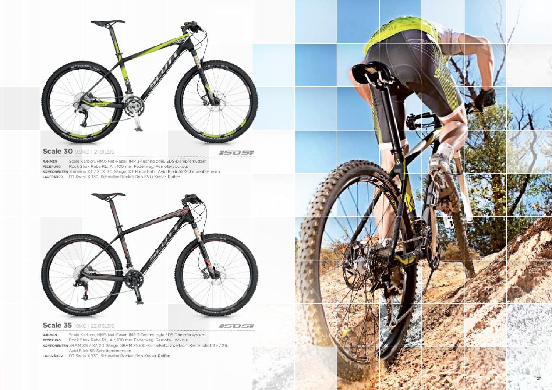 Bike Catalog 2012 DE by SCOTT Sports SA - issuu