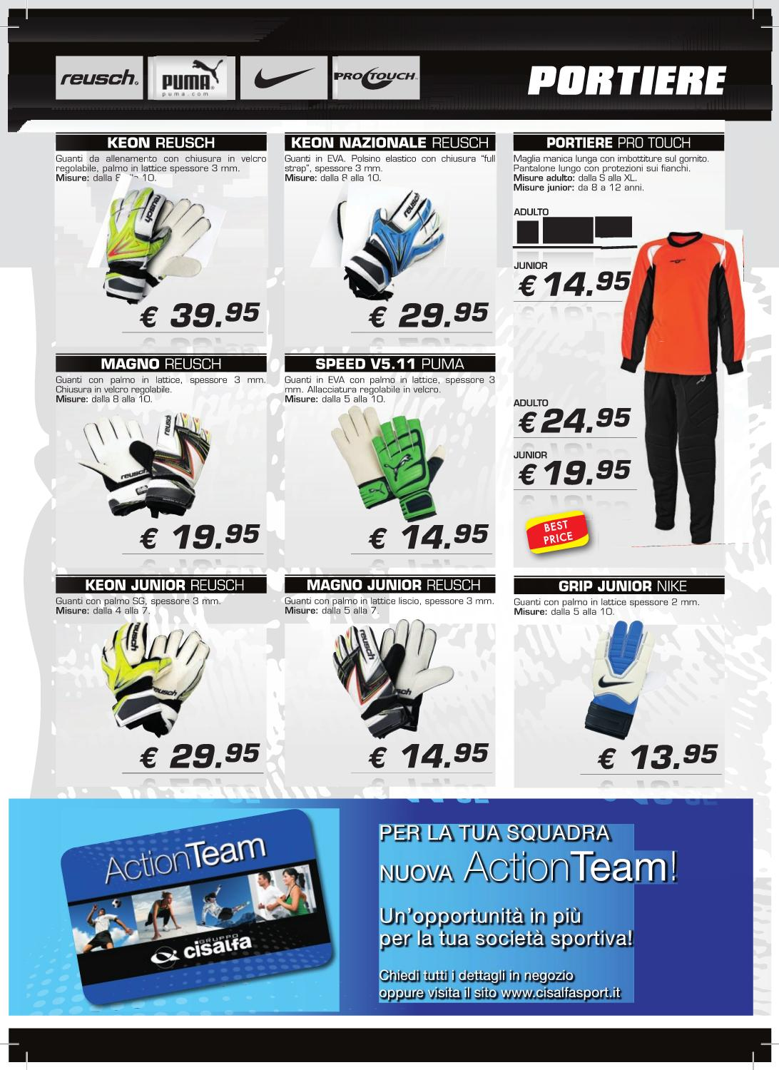 TEAMSPORT by Cisalfa Sport issuu