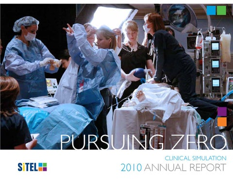 2010 SiTEL Clinical Simulation Annual Report by SiTEL - issuu