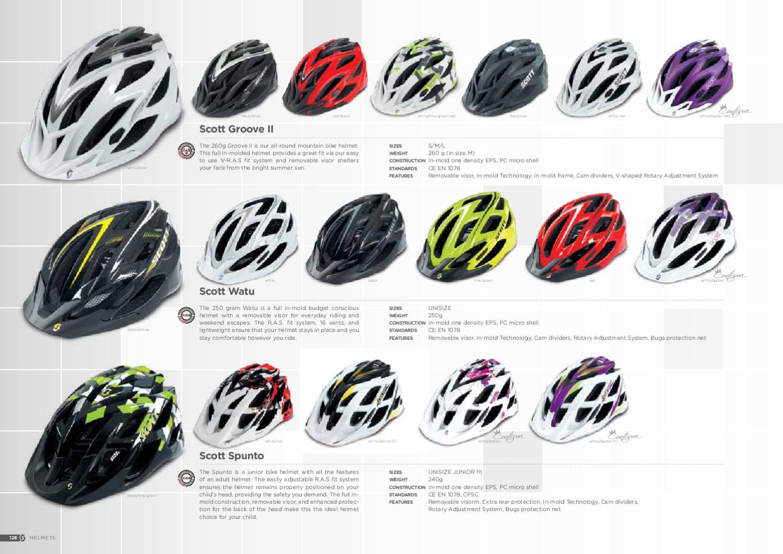 Bike Catalog 2012 En By Scott Sports Sa Issuu