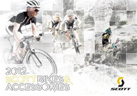 18a305c94ba Bike Catalog 2012 EN by SCOTT Sports SA - issuu