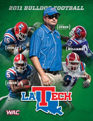 4a4e1327d28 2011 Louisiana Tech Football Media Guide by Louisiana Tech Athletics ...