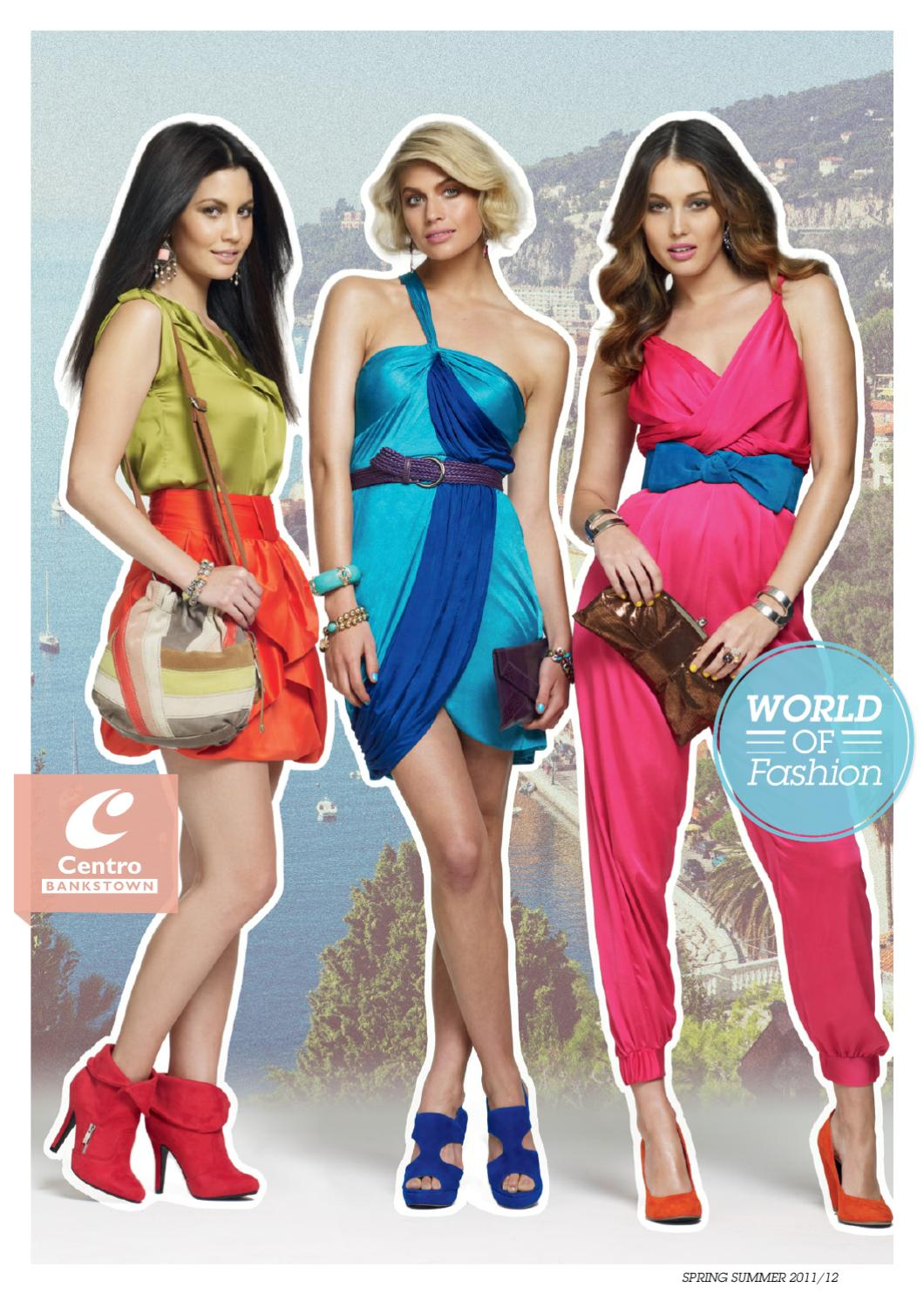 Centro Bankstown Spring Summer Fashion 2011 by Kastner and Partners - issuu 6e2e098dcd1f5