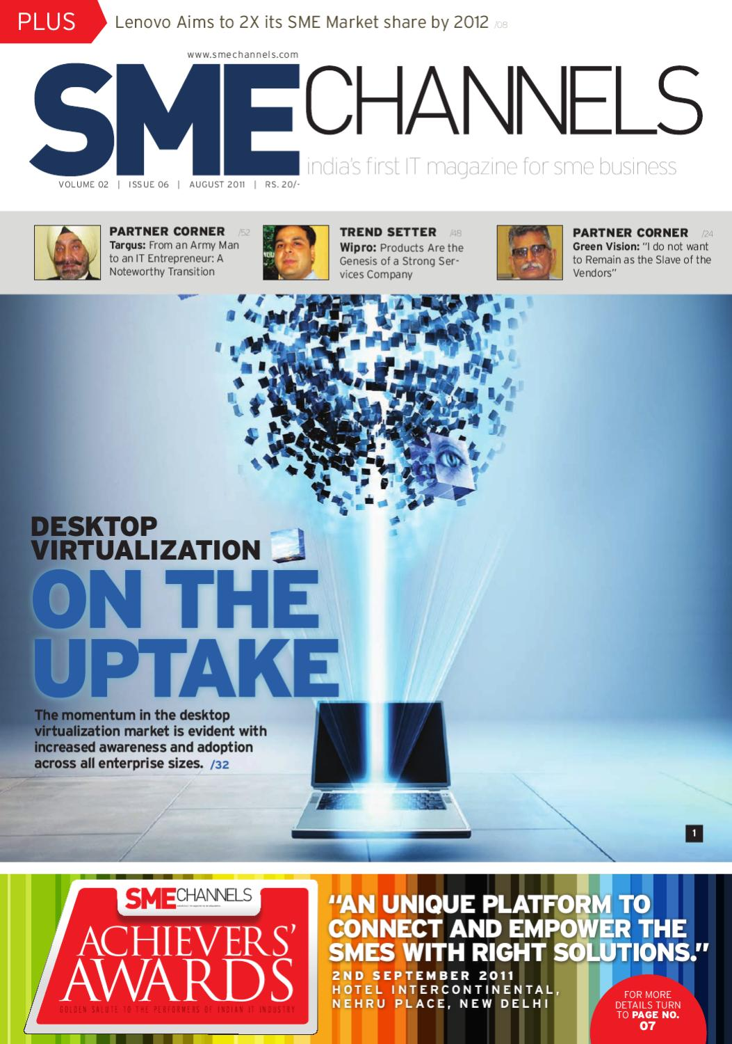 SME Channels August Issue by SME Channels - issuu