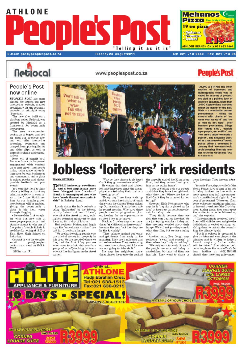 Peoples Post Athlone Edition 23 August 2011 By Issuu Vo Tri 1gb