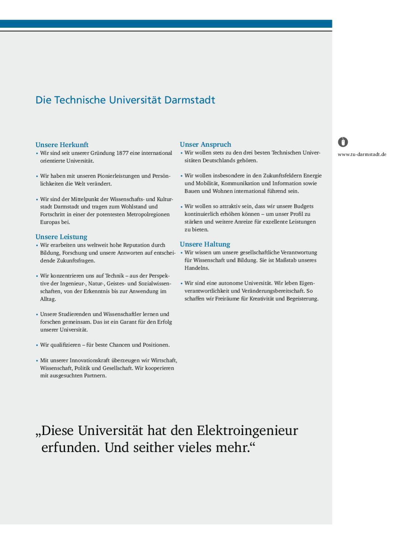 Fortschrittsbericht 2007 by TU Darmstadt - issuu