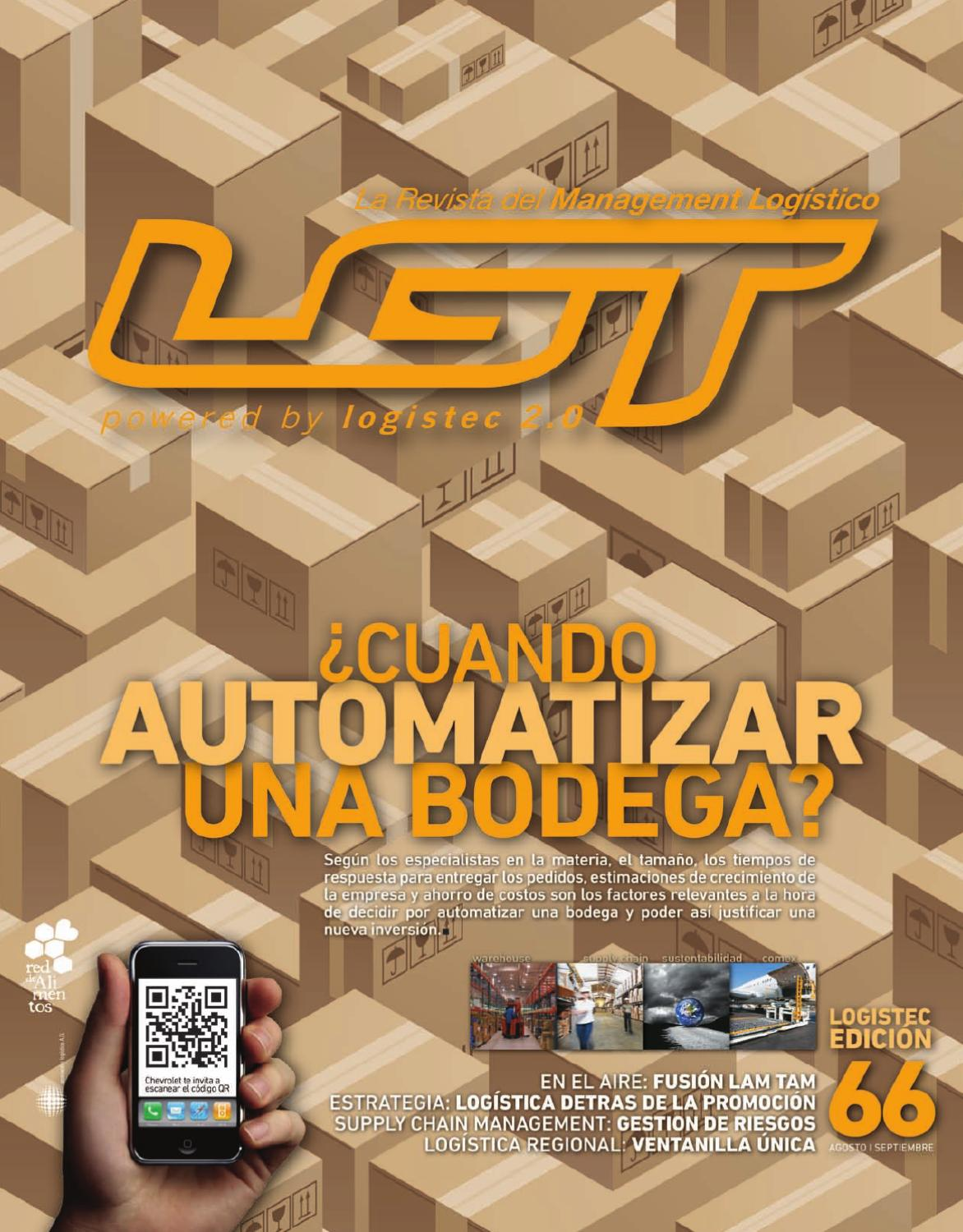 Groupalia Manta Electrica.Logistec Edicion 66 By 303 Editoriales S A Issuu