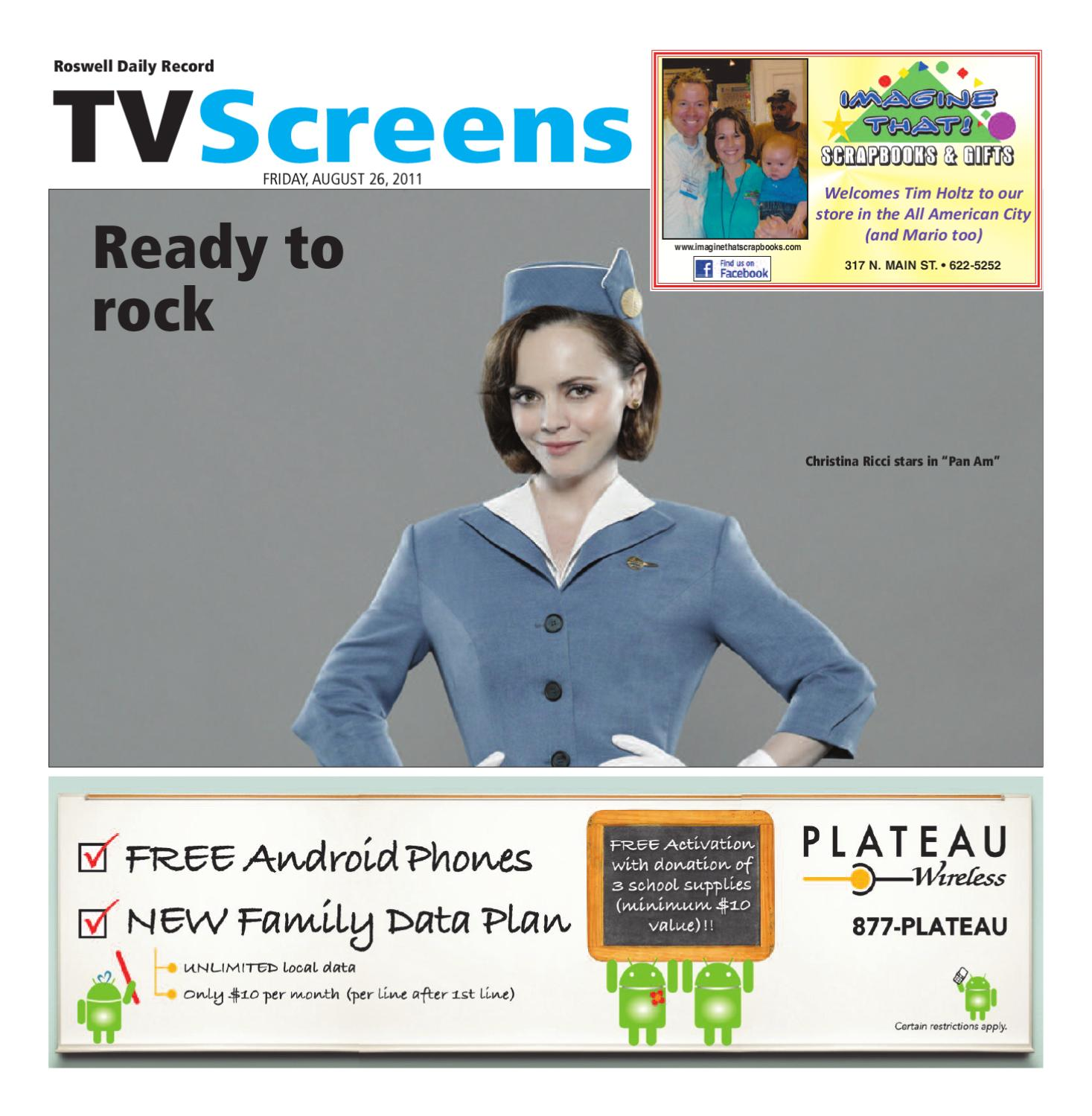 Screens 8 26 By Roswell Daily Record Issuu