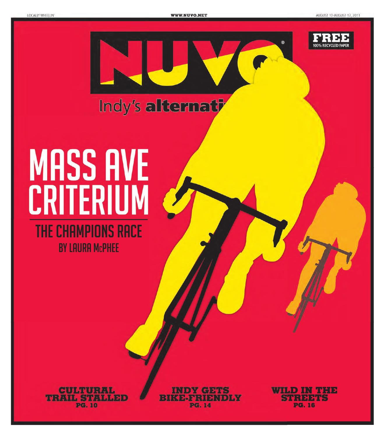 NUVO: Indy's Alternative Voice - August 10, ...
