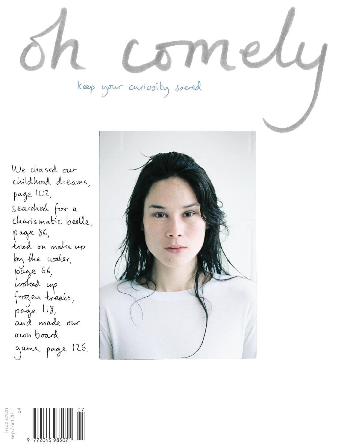 060a535341 Oh Comely magazine issue 7 by oh comely magazine - issuu