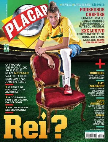 Placar Edicao Julho 1356 by Revista Placar - issuu 03f14fc1629c2