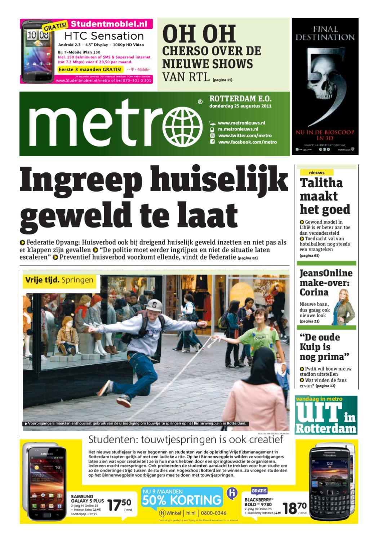 Van den assem schoenen PuntUit Media Rotterdam