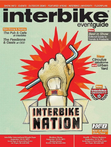 02b67bbddf8 Interbike 2011 Event Guide by Richard Kelly - issuu
